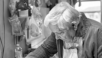 «Наедине» – уникальный фотопроект Анатолия Черкасова в технике платинотипии