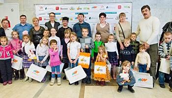 Компания TOY.RU поддержала благотворительный проект фонда «Добрые дела» в Подольске