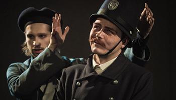Театр им. Пушкина начинает показы одного из самых заметных спектаклей года