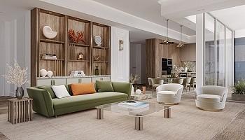 Элитный пентхаус в ЖК Symbol Residence на Кипре – уникальное жилое пространство с полным спектром услуг