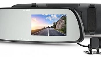 Mio запустила линейку видеорегистраторов с функцией зеркала заднего вида