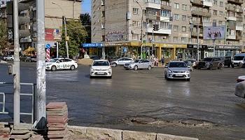 Дороги в Новосибирске будут ремонтировать в круглосуточном режиме