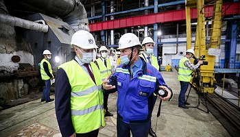 На крупнейшей ТЭЦ Новосибирска к новому сезону провели масштабный ремонт