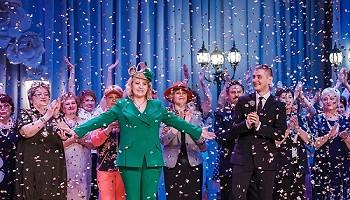 На третий сезон студии стиля «Элегантный возраст» записались 150 женщин