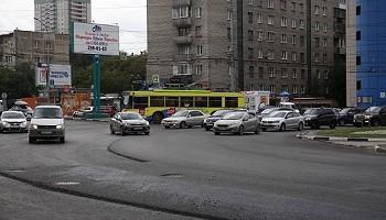 Кольцевые перекрестки у цирка и Федоровских бань сданы в эксплуатацию