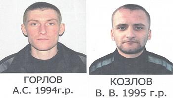 В Новосибирской области два месяца разыскивают сбежавших из колонии преступников