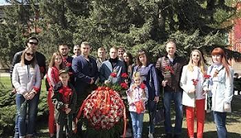Альфа-Банк почтил память героев Великой Отечественной Войны
