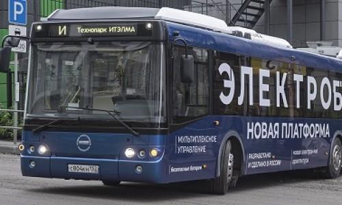 Московские электробусы стали энергоэффективнее за счет IT-платформы ИТЭЛМА