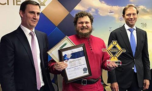 Лауреатом национальной премии «Бизнес-успех» стал подмосковный сыровар