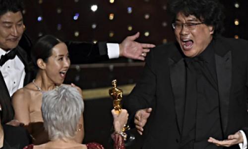 «Оскар» отдали «Паразитам»