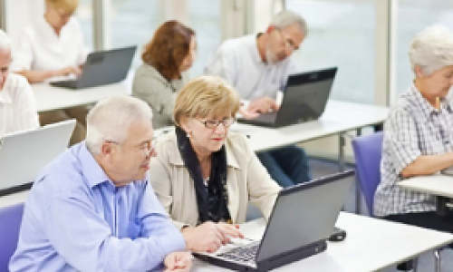 Как бесплатно пройти обучение в возрасте 50 плюс?