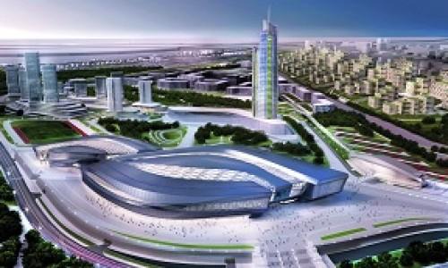 В Новосибирске готова площадка для строительства ледовой арены к  молодежному чемпионату мира по хоккею