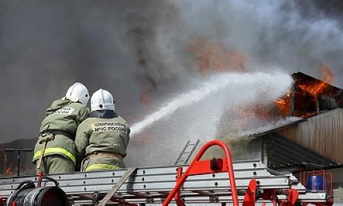 В Новосибирске произошло более двух тысяч пожаров с начала года