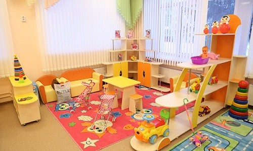 Детский сад-ясли в ЖК «Просторный» в Новосибирске планируется сдать в декабре