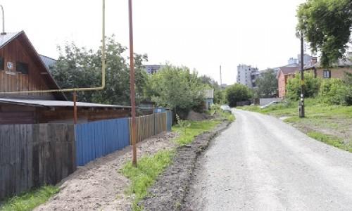 Ремонт дорог частного сектора в Новосибирске контролируют мэрия и жители