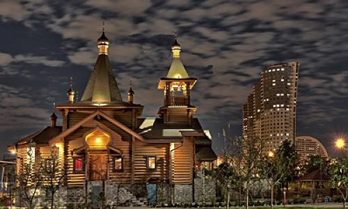 Уникальная фотовыставка «Архитектура русского храма» пройдет в столице