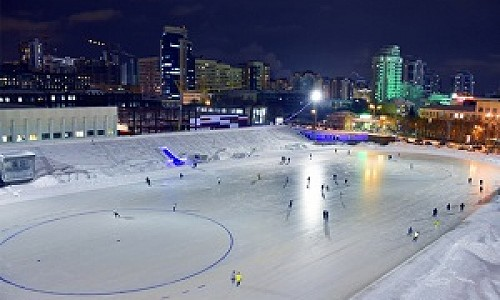 Владимир Ефимов анонсировал появление первого ледового катка в столичном районе Куркино