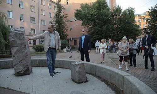 Михаил Романов провел встречу с жителями Центрального района Санкт-Петербурга