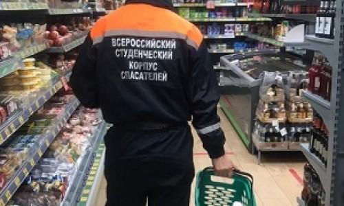 Одиноким старикам помогут спасатели