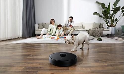 Новый пылесос Dreame наведёт порядок в квартире без вашей помощи