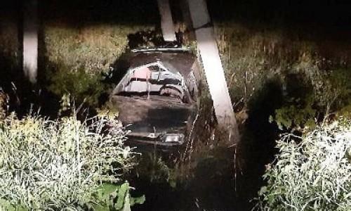 Пьяный водитель без прав чуть не убил своего пассажира-подростка