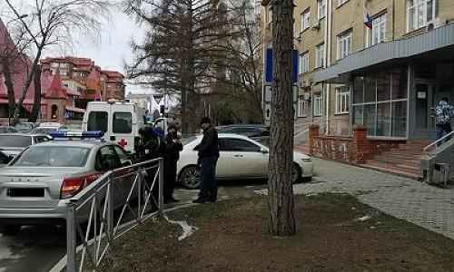 В центре Новосибирска застрелили осужденного при попытке к бегству. СК завел уголовное дело