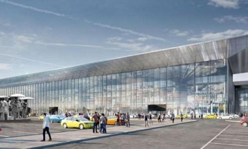 Губернатор Андрей Травников: «Новый терминал аэропорта «Толмачёво» будет восприниматься фантастически»