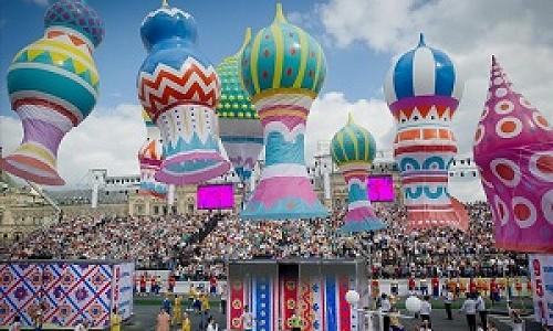 В Москве ведется подготовка к празднованию дня города