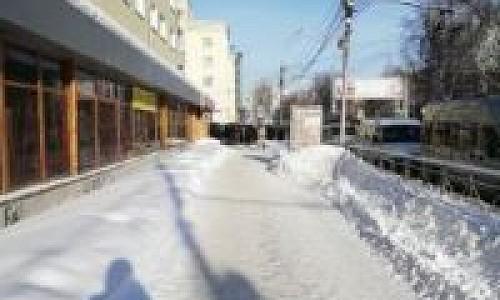 В Новосибирске силовики перекрыли улицу Державина для пешеходов