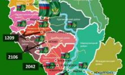 Географическую карту должников по алиментам составили на Кузбасcе