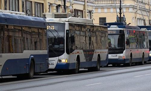 Тринадцатый троллейбус на два месяца меняет маршрут