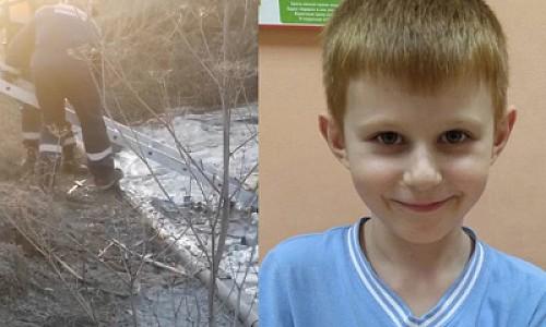 Пошёл гулять и упал в воду. В городе Обь утонул 6-летний Максим Фёдоров