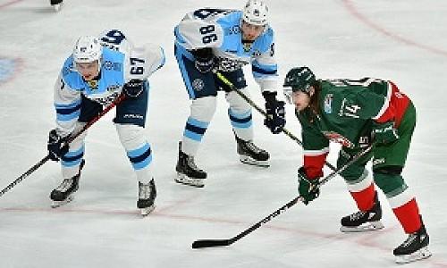 Несколько сделок и серия побед. Как «Сибирь» возвращается в топ-8 Востока в КХЛ?
