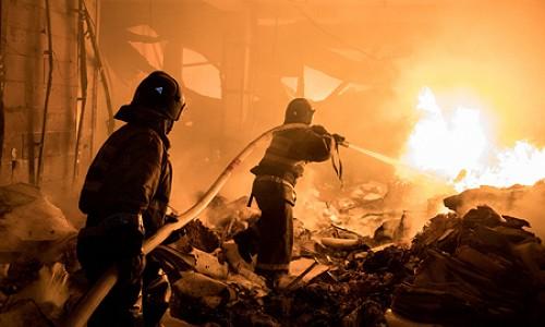 Погибли на пожаре из-за неосторожности при курении