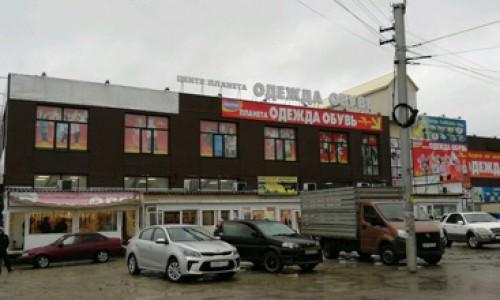 Торговый центр в районе бывшей барахолки по решению суда сносят в Новосибирске