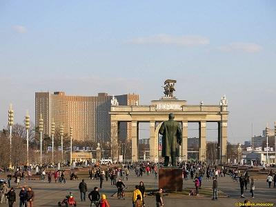 ВДНХ примет весной выставку наилучших экспонатов из русских музеев