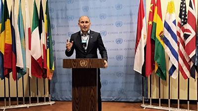 Руководитель НАС презентовал вОрганизации Объединенных Наций (ООН) русские программы социальной адаптации drug-free