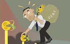 Как быстро избавиться от кредитной задолженности