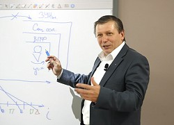 Валерий Николаев, генеральный директор  инновационный метапроект «PRAXIS»