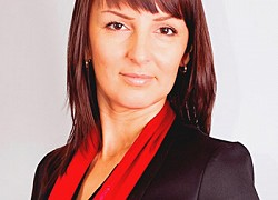 Светлана Цибина,  операционный директор Дирекции банка ВТБ по Новосибирской области